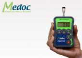 Medoc AlgoMed measures pain threshold in tender tissue by pressure; fibromyalgia