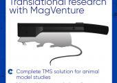 SMT Stimulation Magnétique Transcrânienne TMS bobine pour rongeurs (rats), pour la recherche sur le cerveau, le comportement, le métabolisme, la connectivité nerveuse, l'effet de molécules pharmaceutiques…