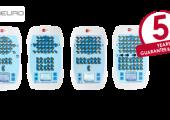 Routine EEG BE Plus Pro: Die Produktfamilie BE Plus Pro deckt alle Bedürfnisse an hochqualitativen Verstärkern ab. Verfügbar ist sie in vier verschiedenen Ausführungen: Light, Standard, Full, Advanced