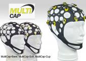 MultiCaps - Flexible EEG Haube 21 Ag/AgCl oder Zinn Elektrode für alle Geräte