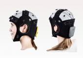 Non-invasive wireless tDCS Stimulator from Neuroelectrics