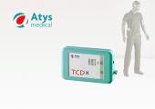 TDCx: holter pour doppler transcrânien - monitorage des sténoses carotidiennes asymptomatiques avec détection d'emboles avec une sonde robotisée