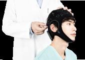 transcranial current stimulation - la stimulation transcrânienne à courant direct pour le traitement de la douleur, la rééducation
