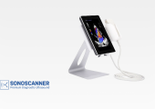 U-Lite ultra-portable high-performance ultrasound system for the point-of-care (POC), emergency units, ambulance, Radiologiy, Obstetrics, Gynecology, soft tissues, MSK (Rhumatology, Neurology, Orthopaedics), Anesthesia, Urology, Vascular diagnostics, Abdomen, pediatrics