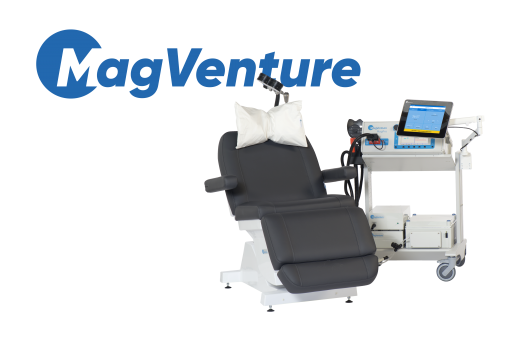 MagVenture MagPro Magnetic Stimulators for research and therapy in neurology, psychiatry and rehabilitation