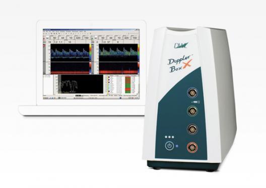 DWL Doppler BoxX TCD transcranial doppler system