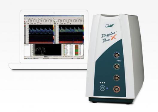 DWL Doppler BoxX TCD transkraniell Doppler System