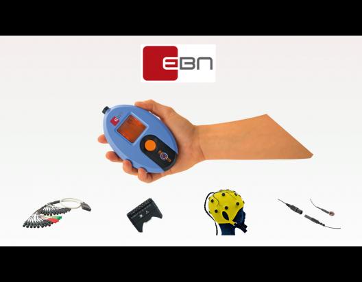 BE Micro: Mobiles EEG und PSG Rekorder: Klein, leicht und bequem. Für zuhause oder im Labor.