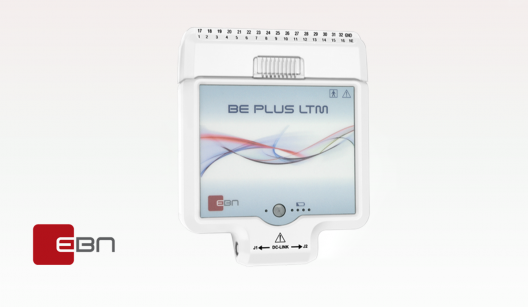 BE Plus LTM wireless (Wifi), battery-powered system for Video LTM and EEG with a maximum of movement freedom and high technical specifications.