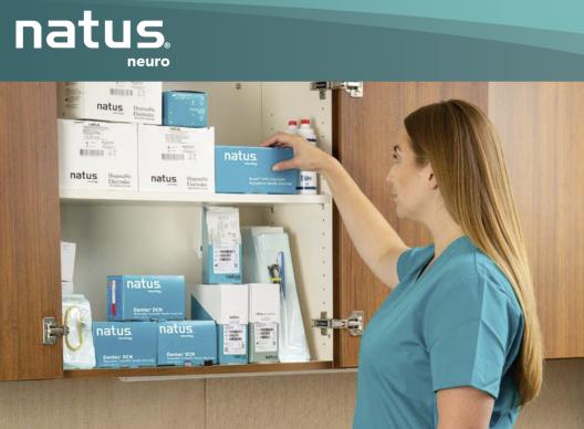 Natus. Zubehör: Wir bieten Ihnen eine breite Auswahl an Natus Zubehör um Ihre Ansprüche für die klinische Routine zufrieden zu stellen.
