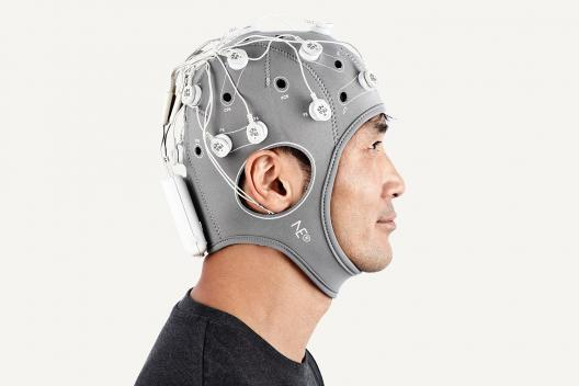 EEG sans fil pour la recherche neurologique, psychologique, comportementale, les interfaces BCI (Brain Computer Interface), le diagnostic médical et le neurofeedback