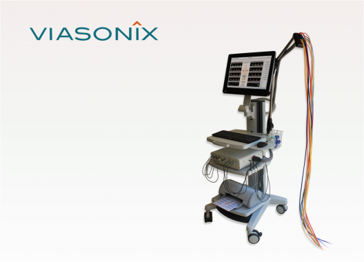 Falcon Pro : Angiology system for advanced functional vascular investigations with blood pressure, PVR, doppler, PPG for the diagnostic of peripheral arterial diseases.