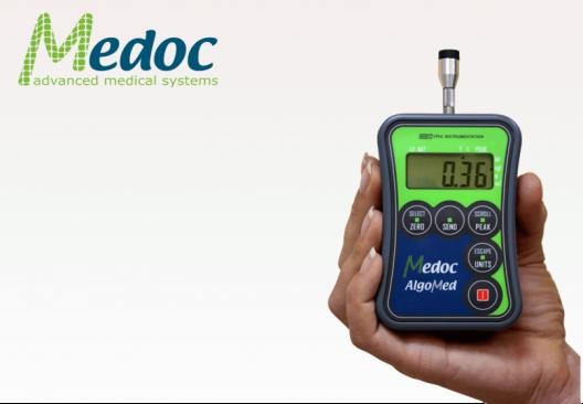 Medoc AlgoMed Algomètre mesure rapide par pression de la douleur muscles tendons