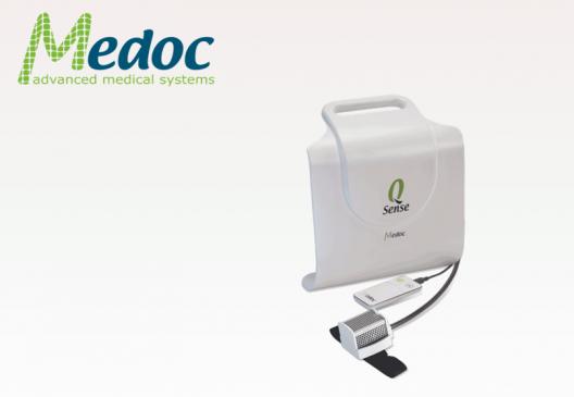 Medoc Q-Sense für Thermotest Kalt Warm Gefühlswarnehmung und Schmerz Pegel