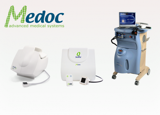 Medoc Pain and Sensory analyzers for thermotests and pain level determination