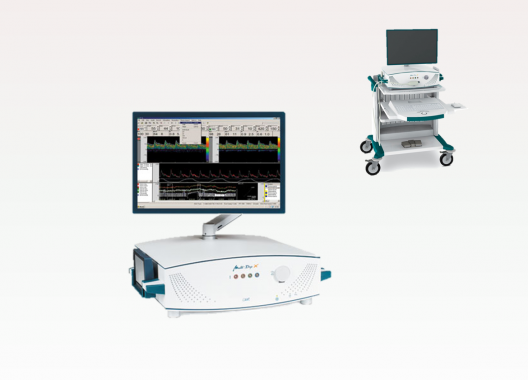DWL Multi Dop X Digital TCD Doppler system functional test emboli monitoring