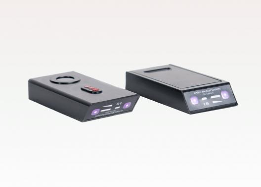 PortaMon MkII, Drahtlose Nah-Infrarot-Spektroskopie (NIRS) für Messungen am Muskelgewebe