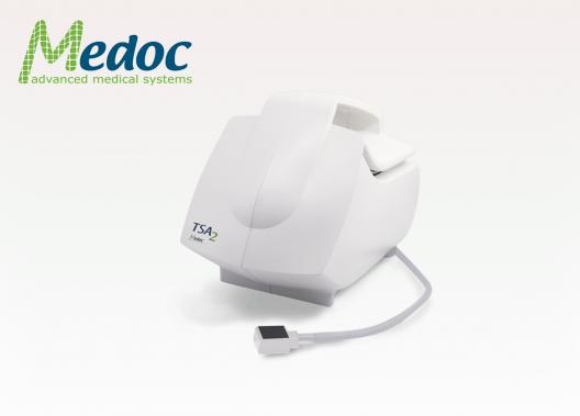 Medoc TSA 2 für Thermotest Kalt Warm Gefühlswahrnehmung und Schmerzenpegel