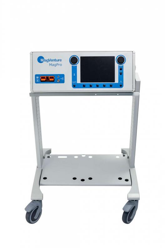 Magnet Stimulator MagPro R100: Der MagPro R100 ist ein Hochleistungs-Magnetstimulator konzipiert für die Neurorehabilitation. Ideal für die neuro-muskuläre Stimulation.