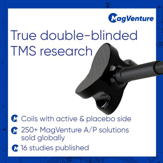 Double-blinded TMS research