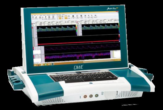 DWL Multi Dop T Digital TCD transcranial Doppler portable system